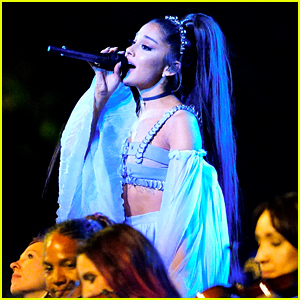 Here's How Much Ariana Grande Was Reportedly Paid to Headline Coachella