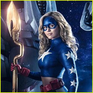 Brec Bassinger Reveals First Look at Her Suited Up as 'Stargirl'