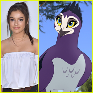 Bryana Salaz Sings as Anga In Exclusive Clip From 'Lion Guard' Season Finale - Watch Here!