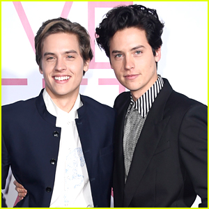 Cole Sprouse Ditches Black Hair In New Instagram Pic