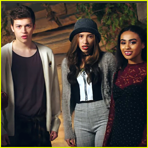 Daniella Perkins is Starring In New Brat Series 'Red Ruby' With Ricky Garcia - Watch The Sneak Peek!