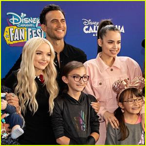 Dove Cameron & Sofia Carson Join 'Descendants 3' Cast at Disney Channel Fan Fest
