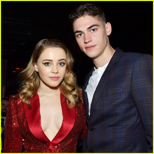 Hero Fiennes-Tiffin Spills on the First Time He Met Josephine Langford