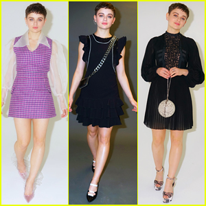 Joey King Wears Three Chic Outfits for 'The Act' Press Day