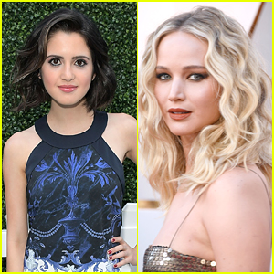 Laura Marano Took Inspiration From Jennifer Lawrence For 'The Perfect Date'