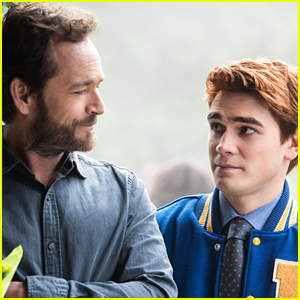 Here's What Luke Perry's Final Scene as Fred Andrews Was About on 'Riverdale'