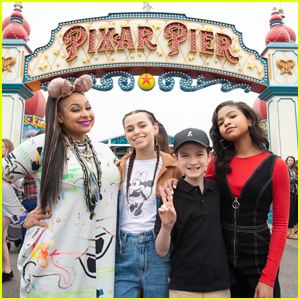 Navia Robinson & Sky Katz Bring 'Raven's Home' to Disney Channel Fan Fest!