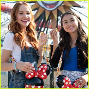 Sadie Stanley & Ciara Riley Wilson Join 'Kim Possible' Cast at Disney Channel Fan Fest!