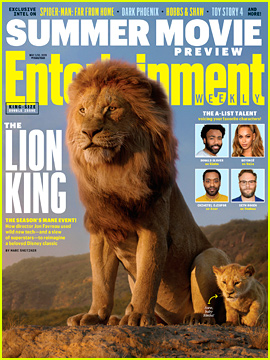 Disney's 'The Lion King': See Brand-New Photos Here!
