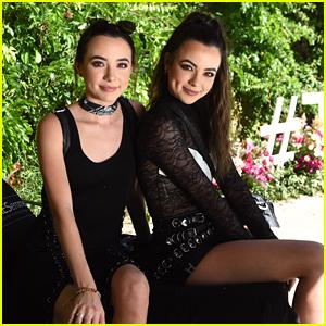 Veronica & Vanessa Merrell Had Some Of The Cutest Looks Ever For Coachella 2019