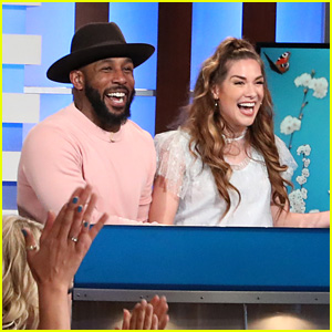 Allison Holker Expecting Another Baby With Husband Stephen 'tWitch' Boss!