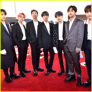 The BTS Boys Look So Handsome on the Red Carpet at Billboard Music Awards 2019