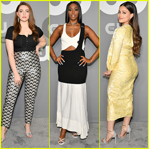 Danielle Rose Russell, Sarah Jeffery & More Hit Up CW Upfronts 2019 in NYC
