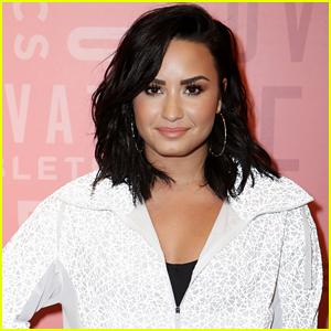 Demi Lovato Shares Body Positive, Post-Workout Instagram