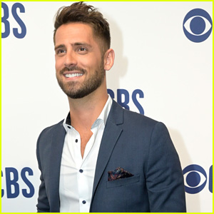 Jean-Luc Bilodeau Steps Out For CBS Upfronts For New Show 'Carol's Second Act'