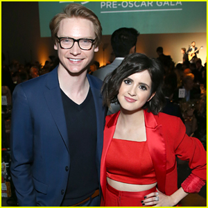 Laura Marano Declares Herself Calum Worthy's Biggest Fan!