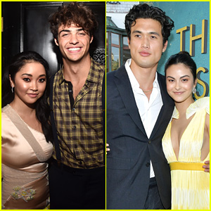Camila Mendes, Charles Melton, Lana Condor & Noah Centineo Score Nominations at 2019 MTV Movie & TV Awards!
