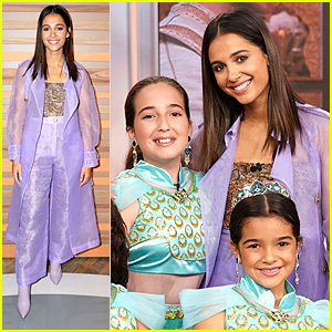 Naomi Scott Dishes on A Different Jasmine for 'Aladdin' Live Action: 'She Sees Everything'