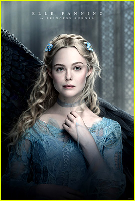 Elle Fanning Is Princess Aurora Again for New 'Maleficent 2' Poster!