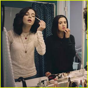 The Trailer For 'Saving Zoe' Starring Laura & Vanessa Marano Is Here!