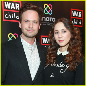 Troian Bellisario & Patrick J. Adams Know Each Other REALLY Well