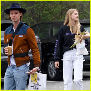 Patrick Schwarzenegger Got Asked If He Was Pregnant