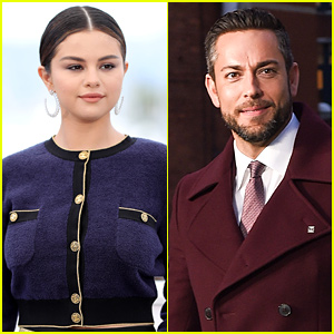 Selena Gomez Watches Zachary Levi Perform 'Tangled' Track for Girl in Hospital