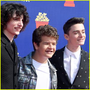 The 'Stranger Things' Stars Step Out for MTV Movie & TV Awards 2019!