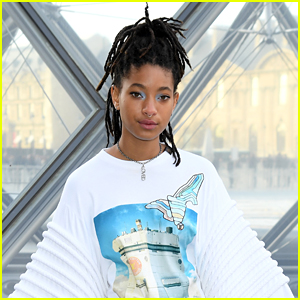 Willow Smith Describes Her Ideal Throuple!