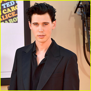 Austin Butler Says He's 'Honored' To Be Playing Elvis In New Movie