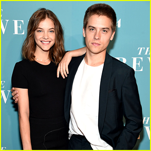 Dylan Sprouse & Barbara Palvin Couple Up at 'The Farewell' Screening