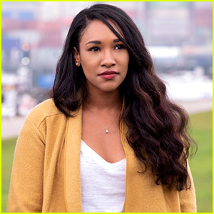 Candice Patton Talks 'The Flash' Season 6 & Iris' Future