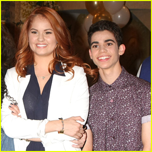 Debby Ryan Shares Short Video Of Her Hugging Cameron Boyce Following His Passing