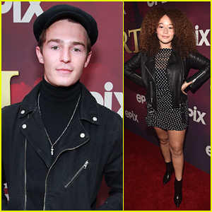 Dylan Summerall & Talia Jackson Step Out For 'Pennyworth' Premiere in LA