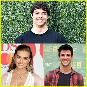 Noah Centineo, Perrie Edwards, Grant Gustin & More Have Fun With FaceApp Age Filter