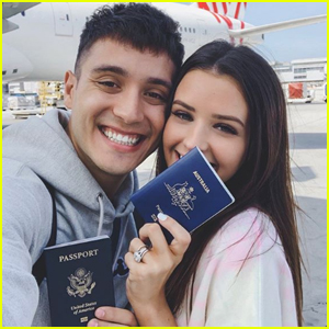 Jess Conte Finally Gets Her U.S. Residency & Can Return Home!