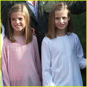 Princess Leonor & Sofia of Spain Could Head Back To Camp For the Summer!