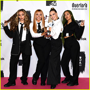Little Mix Face Off Against Their Drag Queen Doppelgangers in New 'Bounce Back' Video!