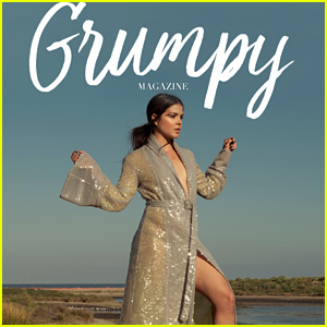 Marie Avgeropoulos Teases Her Next Project With 'Grumpy Magazine'