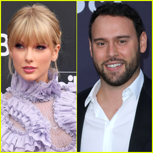 Another Celeb Is Taking Sides In Taylor Swift's Feud with Scooter Braun