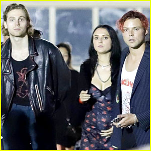 5SOS's Ashton Irwin Had 'One of the Best Moments of His Life' at Rolling Stones Concert