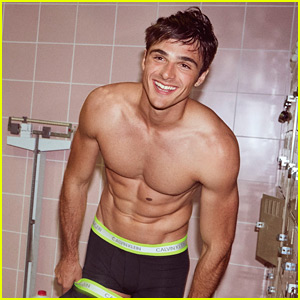 Jacob Elordi Strips Down for Calvin Klein Campaign!