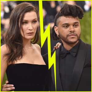 Bella Hadid & The Weeknd Reportedly Break Up