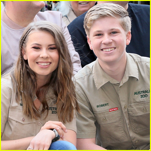 Bindi Irwin Pens Sweet Note to Late Dad Steve About 'Amazing' Brother Robert