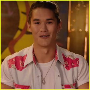 Booboo Stewart Reveals His Favorite Memory From the 'Descendants' Movies