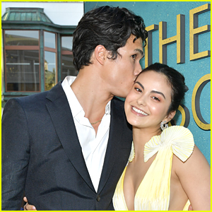 Camila Mendes & Charles Melton Celebrate 1 Year Anniversary