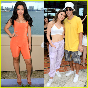 Cierra Ramirez Jokes About Humidity in Florida After Attending Pool Party in Miami