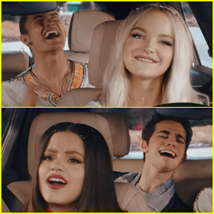 Cameron Boyce & Dove Cameron Join 'Descendants' Cast For 'Do What You Gotta Do' Carpool Karaoke