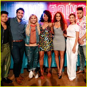 Madison Pettis & 'Five Points' Cast Gather For Premiere Event in LA