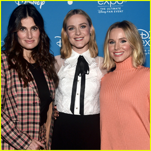 The Cast of 'Frozen 2' Attends D23 Expo 2019!